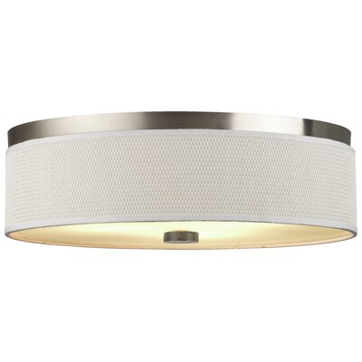 Cassandra 3 Light Flush Mount Product Photo