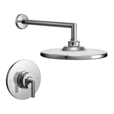 Moen Arris Pressure Balance Shower Faucet Trim with Lever Handle Product Photo