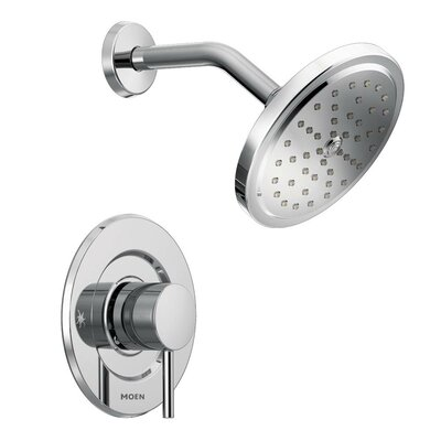 Align Moentrol Shower Faucet Trim with Lever Handle Product Photo