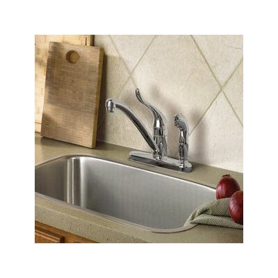 Adler Single handle Kitchen Faucet by Moen