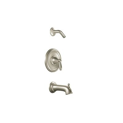 Brantford Tub and Shower Faucet Trim with Lever Handle Product Photo