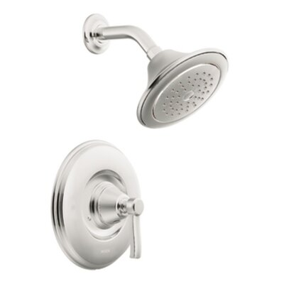 Rothbury Posi-Temp Pressure Balance Shower Faucet Trim with Lever Handle Product Photo