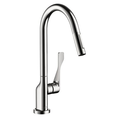 Hansgrohe Axor Citterio One Handle Deck Mounted Kitchen Faucet