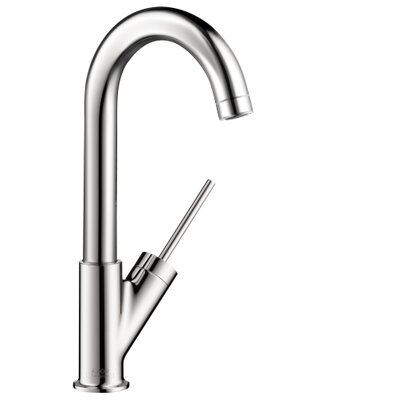 Axor Starck Single Handle Deck Mounted Bar Kitchen Faucet by Hansgrohe