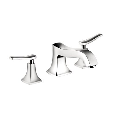 Metris C Two Handles Widespread Standard Bathroom Faucet Product Photo