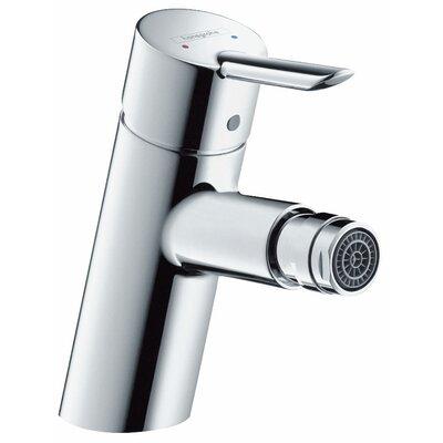 Focus S Single Handle Horizontal Spray Bidet Faucet by Hansgrohe
