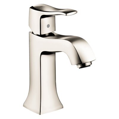 Hansgrohe Metris C Single Handle Single Hole Standard Bathroom Faucet