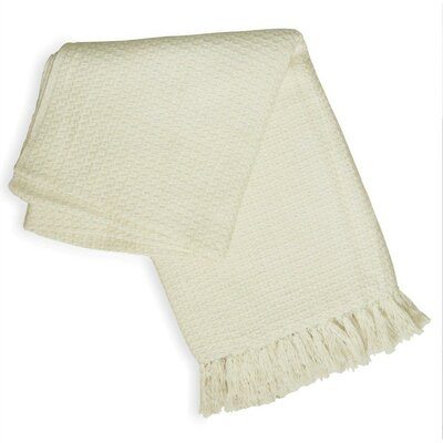 Cocoon Cotton Throw by Jovi Home