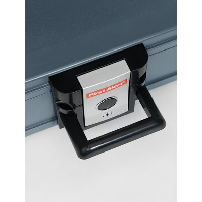 First Alert The Fire Protector Key Lock Safe
