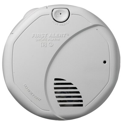 Dual Sensor Smoke Alarm Product Photo