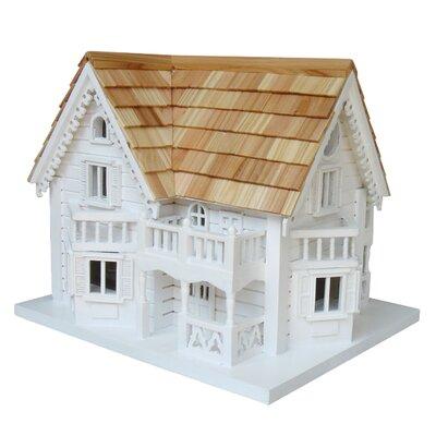 Home Bazaar Classic Series Sleepy Hollow Cottage Birdhouse
