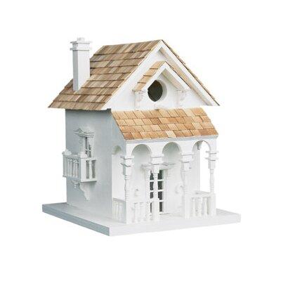Home Bazaar Signature Series 'Honeymoon Cottage' Birdhouse with Bracket