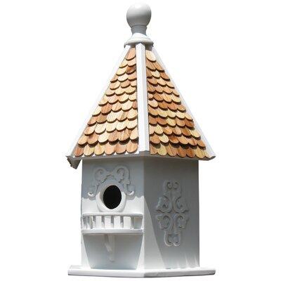 Home Bazaar Classic Series Rapunzel Birdhouse