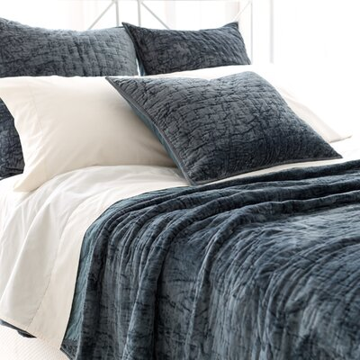 Matte Velvet Quilt Collection by Pine Cone Hill