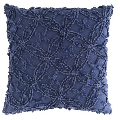 Candlewick Cotton Throw Pillow by Pine Cone Hill