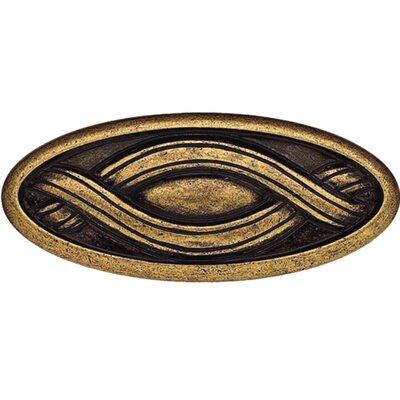 Bosetti-Marella Artistic Series Oval Knob
