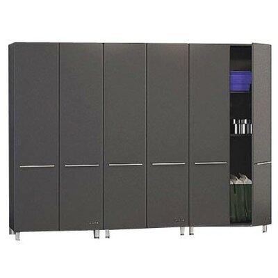 3 Piece Garage 4' H x 7' W x 2' D Tall Storage System by ...