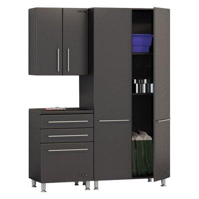 Garage 7' H x 3' W x 2' D 3-Piece Starter Storage System by Ulti-MATE ...