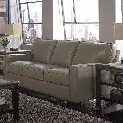 Como Leather Sofa by Lazzaro Leather