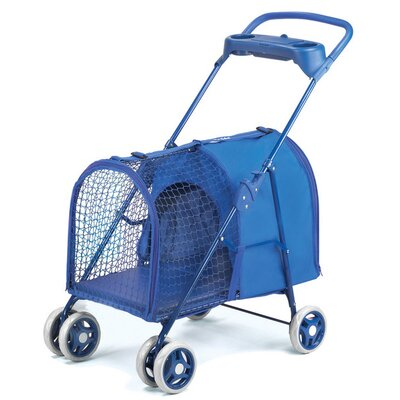 Fresh Air Standard Pet Stroller by Four Paws