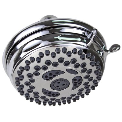 12-Setting Medallion Shower Head Product Photo