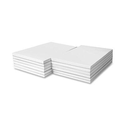 """Sparco Products Memorandum Pads, Plain, 16 lb., 5""""x8"""", 100 Sheets, White"""