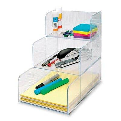 Sparco Products 3 Compartment Storage Oraginzer