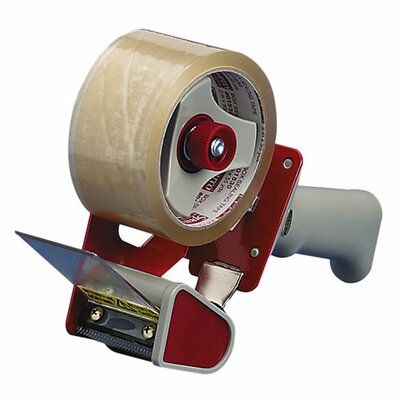 "Sparco Products Sealing Tape Dispenser, Adjust Tension Brake, Holds 2""W Tape"