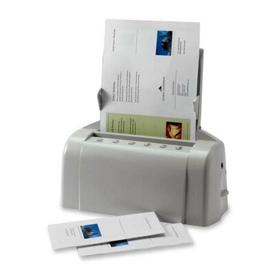 """Sparco Products Tabletop Folding Machine, Letter Size, 14-1/4""""x6""""x14"""", Putty"""