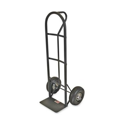 "Sparco Products D-Handle Hand Truck, Heavy-duty, 800 lb. Cap, 19""x20""x50"""