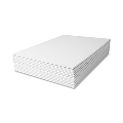 Sparco Products Sparco Plain Memo Pads, White, 12-Pack