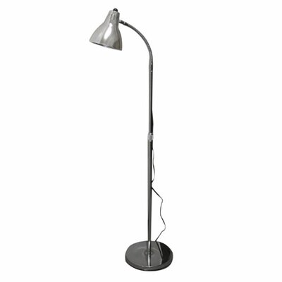 Hausmann Industries Gooseneck Floor Lamp