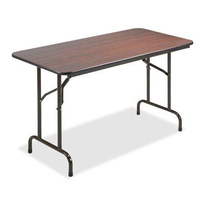 "Lorell 48"" Rectangular Folding Table"
