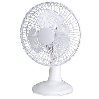 """Lorell 7.64"""" Tilt Table Fan"""