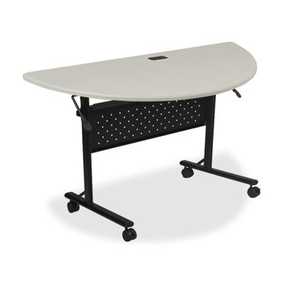 Half-Round Flipper Training Table by Lorell