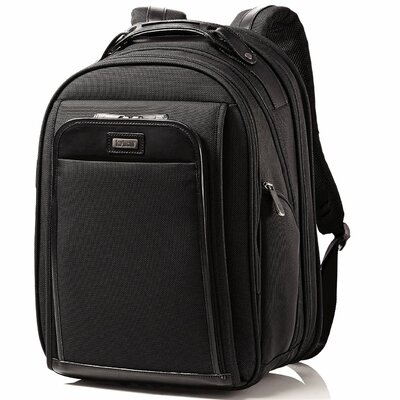 Intensity Belting Three Compartment Business Backpack by Hartmann