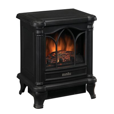 Black Stove & Heater by Duraflame
