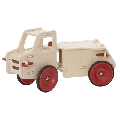 Moover Dump Ride-On Scoot Truck by Haba