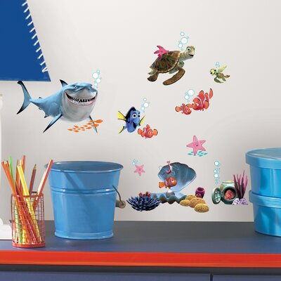 Room Mates Peel and Stick Finding Nemo Wall Decal