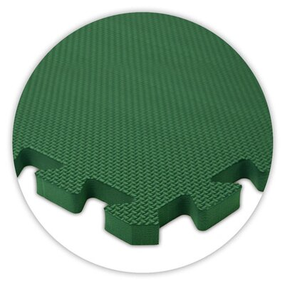 Alessco Inc. Premium SoftFloors Set in Green