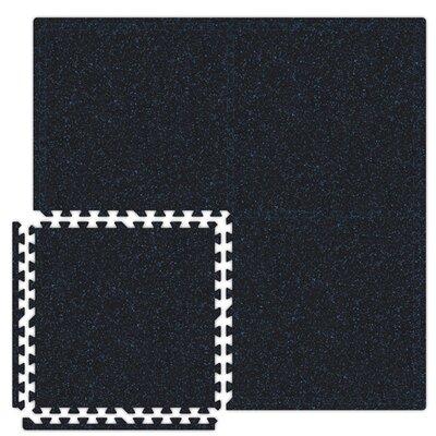 Alessco Inc. SoftRubber Set in Black / Royal Blue