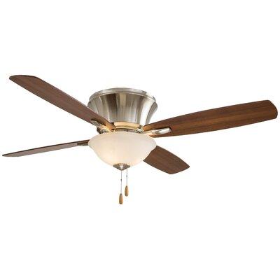 "52"" Mojo II Flushmount 4 Blade Ceiling Fan Product Photo"