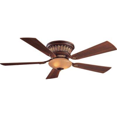 Minka aire 52 calais 5 blade ceiling fan reviews wayfair - Ceiling fan short blades ...