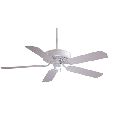 "52"" Sundance 5 Blade Indoor / Outdoor Ceiling Fan Product Photo"