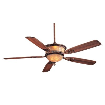 "60"" Hearst Castle Santa Lucia 5 Blade Ceiling Fan Product Photo"
