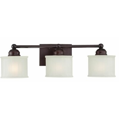 1730 Series 3 Light Bath Vanity Light Product Photo