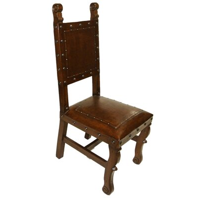 Spanish Heritage Side Chair by New World Trading