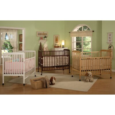 InRoom Designs Baby Covertible Crib