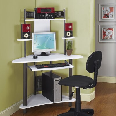 InRoom Designs Kids Corner Desk 2708 HO1