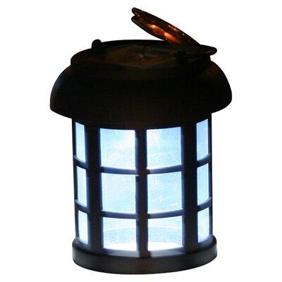 Smart Solar Solar Umbrella 1 Light Outdoor Hanging Lantern